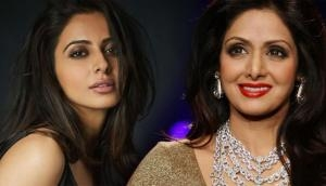 Big opportunity! Rakul Preet Singh to play late actress Sridevi in this biopic film