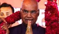 President Kovind arrives in Bulgaria, addresses Indian community