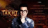 Takht: Karan Johar to direct a period drama starring Ranveer Singh, Kareena Kapoor Khan, Alia Bhatt, Anil Kapoor, Janhvi Kapoor, and Vicky Kaushal