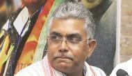 पश्चिम बंगाल: BJP अध्यक्ष दिलीप घोष की कार  हमला, ममता की पार्टी पर लगा आरोप