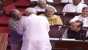 PM मोदी ने विपक्ष के उम्मीदवार हरिप्रसाद को कह दिया था कुछ ऐसा, सभापति को हटाना पड़ा शब्द
