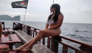 HOT तस्वीरों से कहर बरपाने के बाद एक्शन अवतार में दिखीं जैकी श्रॉफ की बेटी कृष्णा श्रॉफ, वीडियो वायरल