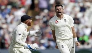India Vs England, 2nd Test: Murali Vijay departs for 0 as Anderson Strikes, India 0/1