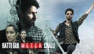 Batti Gul Meter Chalu Trailer featuring Shahid Kapoor, Shraddha Kapoor, Yami Gautam to arrive today; till then watch all the released posters here