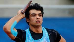 Javelin thrower Neeraj Chopra bags gold at Asian Games