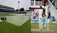 India vs England: बारिश फिर बनी मैच की विलेन, 11 रन के अंदर राहुल-विजय आउट
