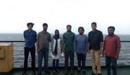 MIT students on scientific mission across Bay of Bengal