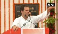 राहुल गांधी का बेरोजगारी पर पीएम मोदी को तंज- 'नाले से गैस निकाल कर बनाओ पकौड़े'