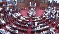 Rajya Sabha adjourned till 2 PM amid uproar by Samajwadi party members