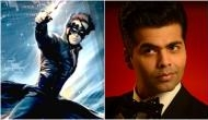 Hrithik Roshan's Krrish 4 postponed for 2021 all because of Karan Johar's Takht in 2020