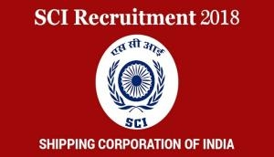 SCI Recruitment 2018: Apply for walk-in interview before the last date; check out post details