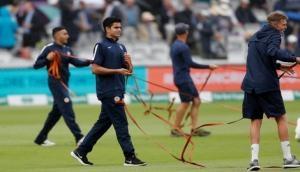 India Vs England, 2nd Test: When Sachin Tendulkar's son Arjun Tendulkar turns groundsman at home of cricket, find out here