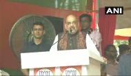 पश्चिम बंगाल: अमित शाह का ममता पर निशाना- पहले यहां रवींद्र संगीत चलता था अब बम धमाके होते हैं
