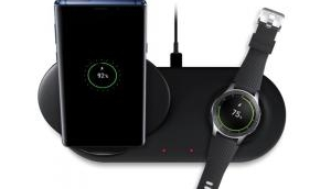 Check out the new Samsung Wireless Charger Duo