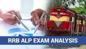 RRB ALP 20th August Paper Analysis: Check out the Shift 1 exam's questions asked in the Group C examination