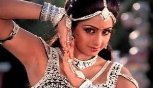 In memory of sridevi check out these adorable pictures and you will fall in love all over again