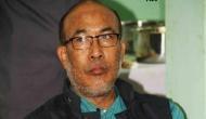 Facebook पोस्ट लिखने पर पत्रकार गिरफ्तार, CM आवास के बाहर पत्रकारों का प्रदर्शन