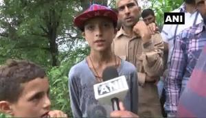 कश्मीर: आतंकी हमले में शहीद पुलिसकर्मी परवेज अहमद के बेटे ने सेना में शामिल होने को लेकर कही बड़ी बात