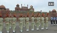 72nd Independence Day: Full Dress Rehearsal of I-Day celebrations held at Red Fort