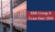 RRB Recruitment 2018: 'ग्रुप डी' परीक्षा की तारीखों का हुआ ऐलान, एग्जाम में पूछे जाएंगे ऐसे सवाल