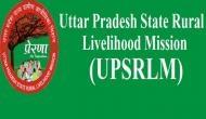 UP राज्य ग्रामीण आजीविका मिशन में 1700 पदों पर नौकरियां, जल्द करें आवेदन
