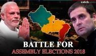 Election result 2018: पांच राज्यों में किस पार्टी का खिलेगा कमल, किसका होगा राजतिलक ?