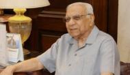 छत्तीसगढ़ के राज्यपाल बलरामजी दास टंडन का 90 साल की उम्र में का निधन