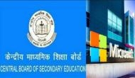 CBSE Class 10th, 12th Board Exam: Good news! CBSE join hands with Microsoft India to prevent paper leak