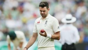 Ind vs Eng: Anderson doesn't expect reverse swing to play a part in pink-ball Test