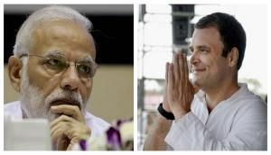 BJP slammed Rahul Gandhi after he accused PM Modi of not doing anything for farmers