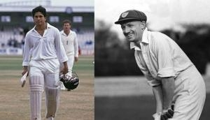 Sachin Tendulkar's first international ton while Sir Don Bradman's last innings; how the same day was different for both