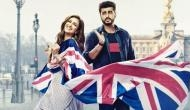 Witness Arjun-Parineeti's crackling chemistry in song 'Tere Liye' of 'Namaste England'