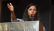 देशद्रोह के मामले में शेहला रशीद की गिरफ्तारी पर पटियाला हाउस कोर्ट ने लगाई रोक