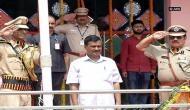 Delhi CM sings 'hum honge kamyab' at I-Day event