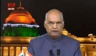 President Ram Nath Kovind extends Christmas greetings to the nation