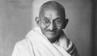 Chennai school creates Mahatma Gandhi's portrait with 2,500 LED lights