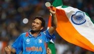 Pakistan opener wants to meet 'hero' Sachin Tendulkar for advice before World Cup