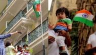 तैमूर अली खान ने बड़े खास अंदाज में मनाया स्वतंत्रता दिवस, तस्वीरों में देखिए कैसे फहराया तिरंगा