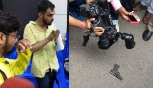Umar Khalid Attacked: Two detained by Delhi Police for attacking JNU student Umar Khalid last week
