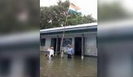 Independence Day 2018: Kid whose picture standing in flood water and saluting Tricolour on 15th August went viral; out of Assam NRC draft