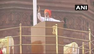 PM मोदी ने फिर से दोहराया अटल मंत्र, कहा- हम जम्मू कश्मीर में गोली नहीं, गले लगाना चाहते हैं