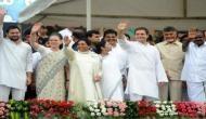 लोकसभा चुनाव 2019: कांग्रेस समेत 17 पार्टियों का एनडीए के खिलाफ आज शक्ति प्रदर्शन, केजरीवाल को नहीं मिली एंट्री