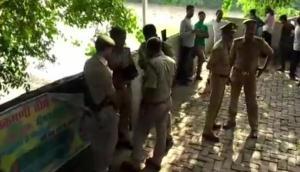 UP: Shocking! Two 'Sadhus' stabbed to death inside temple premises in Auraiya