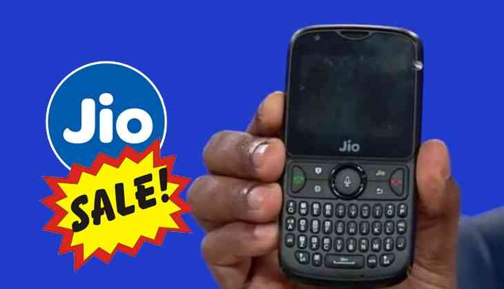 ca989986e JioPhone 2 Flash Sale  Buy Reliance Jio s cheapest phone from today ...