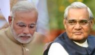 अटल के निधन पर व्यथित PM मोदी ने लिखा- कैसे मान लूं कि वह आवाज अब चली गई है?