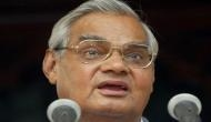 Former PM Vajpayee dies after prolonged illness