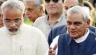Video: जब अटल बिहारी वाजपेयी ने नरेेंद्र मोदी को मारने के लिए उठाया था हाथ और फिर...