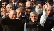 जब नवाज शरीफ ने अटल बिहारी वाजपेयी का पाकिस्तान में भी चुनाव जीतने का किया था दावा