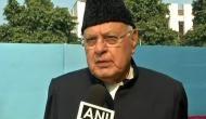 Farooq Abdullah: Balakot air strike made BJP forget its temple issue