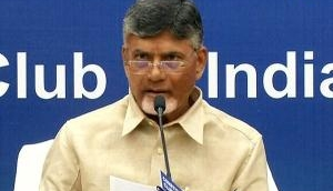 Worked a lot to make system right: CM Chandrababu Naidu